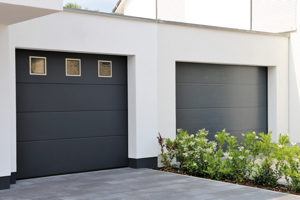Quelques informations sur l'installation de porte de garage